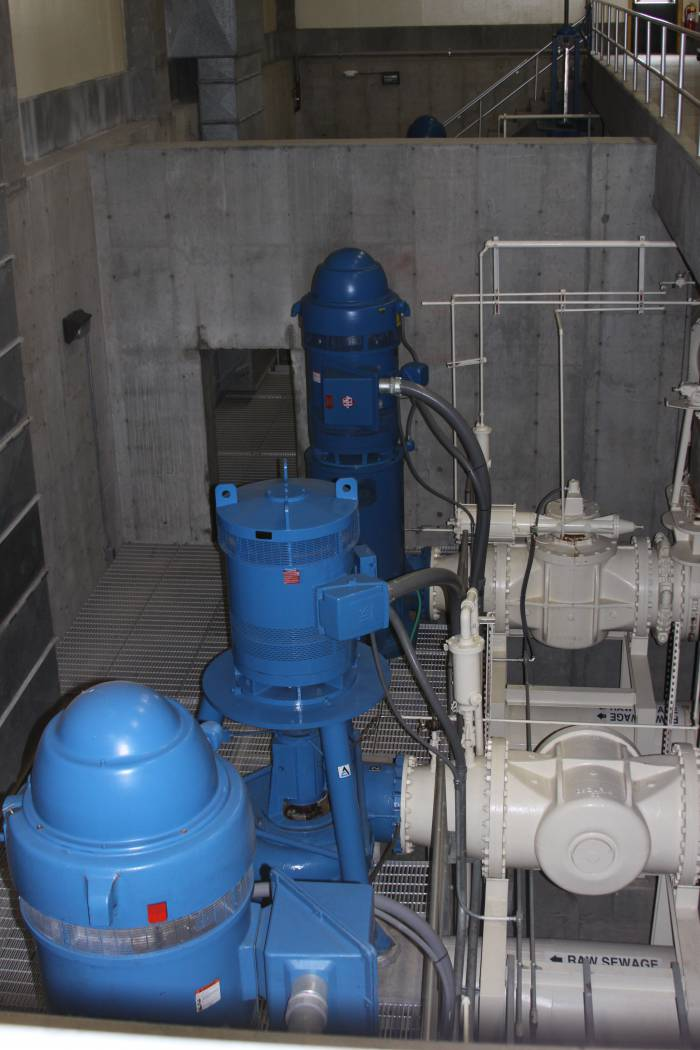 Bldg 2 pumps